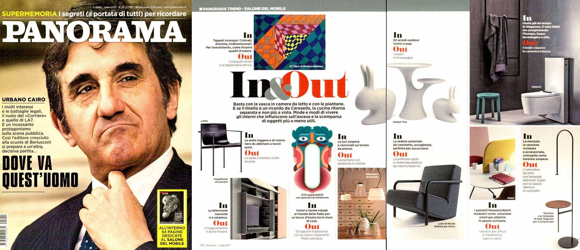 Maison Du Monde Appendiabiti A Muro.Altreforme Furniture With Wow Effect Press