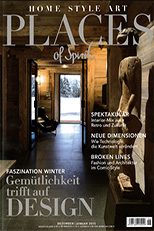 Places of Spirit, Germania - Dicembre 2014