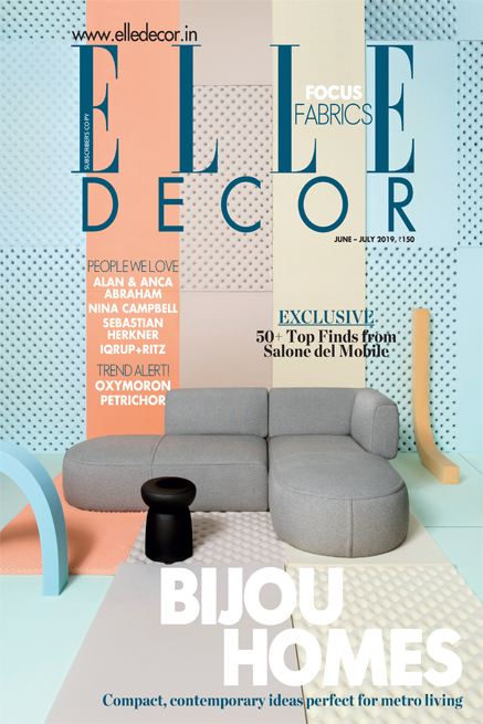 Elle Decor_India_June2019