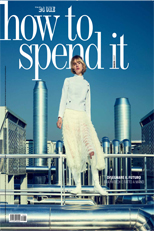 How to spend it, Italia - Marzo 2017