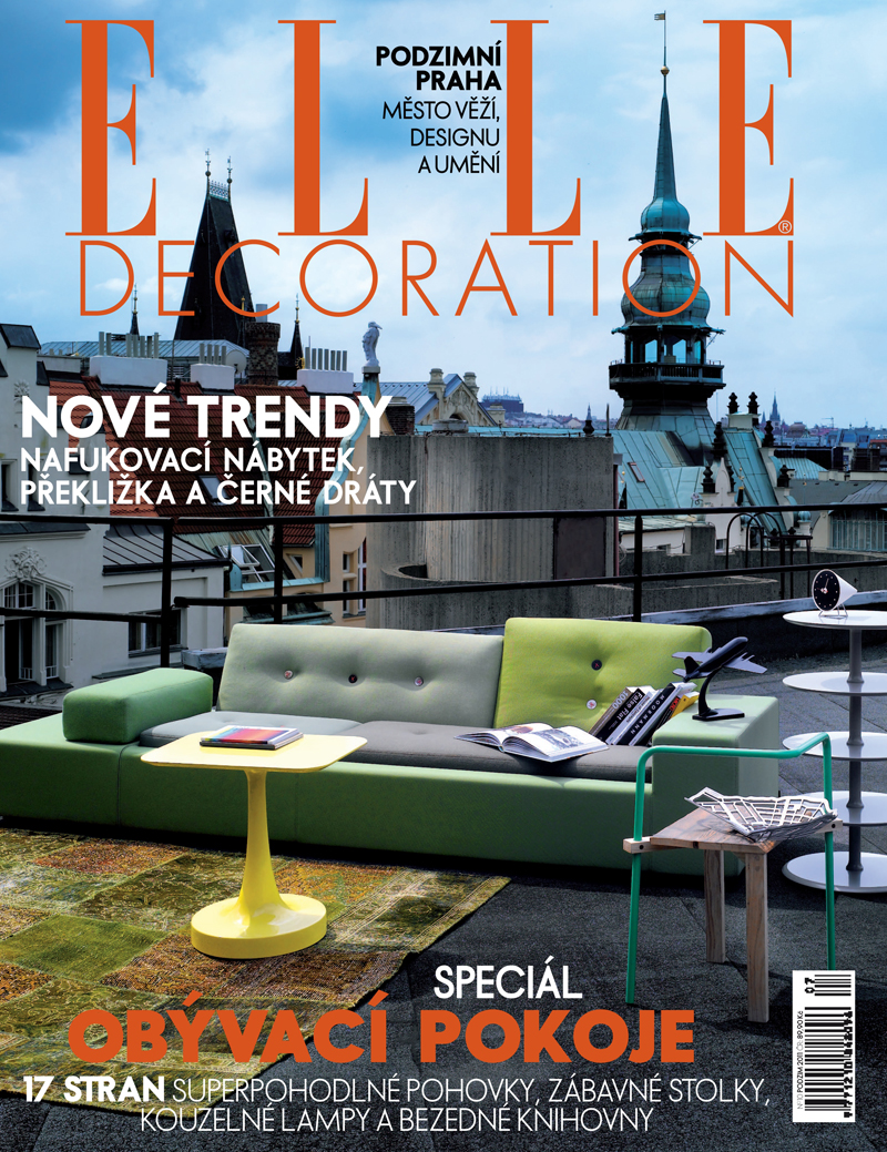 Elle Decoration, Rep. Ceca - Settembre 2011