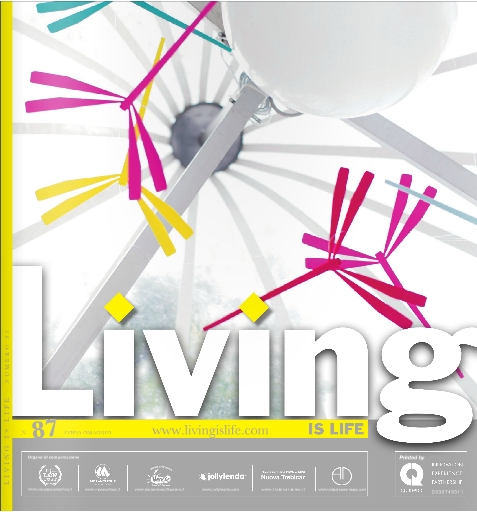 Living is Life, Italia - Maggio 2014