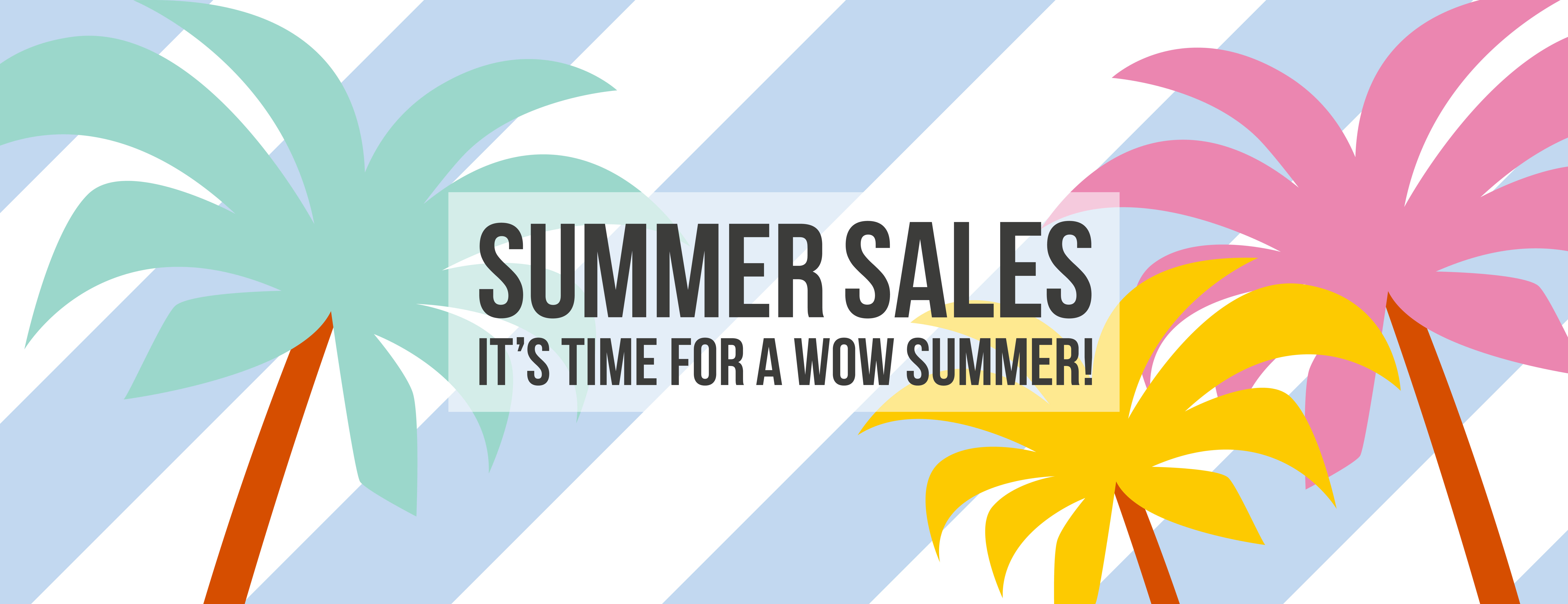Summertime sales